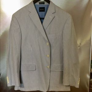 Men's 48R Nautica Sportscoat 100% Cotton